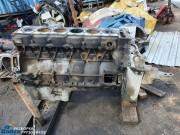 Блок двигателя с поршневой (Шорт-блок)